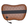 Shiatsu Back and Neck Massager Kneading Heating Massage Pillow